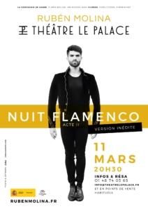 Théâtre Le Palace Paris Rubèn Molina
